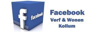 Formido Kollum facebook verf en wonen